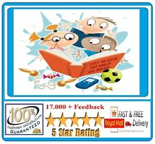 Children's 1500 EBook Collection Kids Kindle Ipad Nook Kobo Ereader DVD