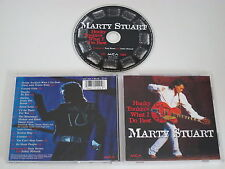 Marty Stuart / HONKY TONKIN´s What I Do Best ( MCA MCD 11429) CD ALBUM
