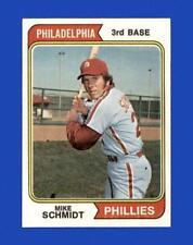 New listing 1974 Topps Set Break #283 Mike Schmidt NR-MINT *GMCARDS*