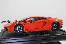 Motormax 79154 o LAMBORGHINI AVENTADOR LP 700-4 2011 1:18 NUOVO IN SCATOLA ORIGINALE