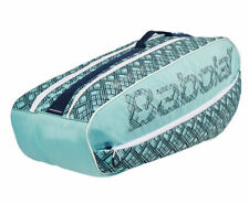 Babolat Rhx6 Club Tennis Racket Bag Racquet Light Blue Badminton Nwt 751140