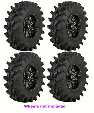 (4) New STI Outback Max 32x10x14 32x10-14 8-Ply Front / Rear Mud ATV / UTV Tires
