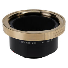 Fotodiox Pro Lens Adapter Arri PL Lens to Canon RF Mount, EOS R and EOS RP