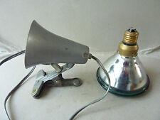 lampe à pince Lita en métal, inclinable, design, vintage des années 70