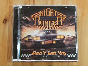 Night Ranger CD : Don´t Let Up