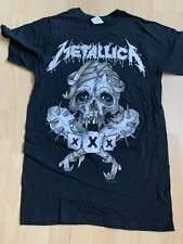 T-shirt Metallica Fillmore Silver