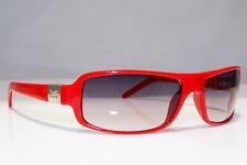 DOLCE & GABBANA Mens Vintage 1990 Sunglasses Red Rectangle D&G 2202 482 22281