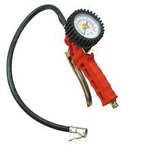 Sealey Car/Van/Bike Airline Tyre Inflator With Clip-On Connector BAR/PSI- SA9302