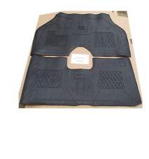 Serie alfombrillas caucho negro Fiat 128 Sedán