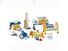 Playmobil 6295 Children's Medical Area For Hosptial. Brand New in Package