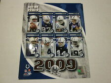 Indianapolis Colts 2009 8x10