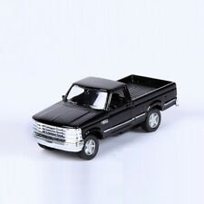 Ford F-150 Pickup Truck Maisto Black Alloy Diecast Power Back Car Vehicles Toy