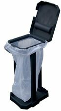 Indoor Outdoor Compact Folding Travel Waste Bin Garbage Trash Can Camping Hiking