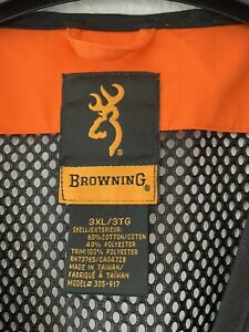 Browning Vest Classic Beige Hunting, Shooting
