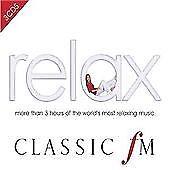 Classic FM Relax 3CD, Music