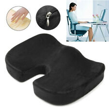 Comfort Cushion Car Office Memory Foam Coccyx Orthopedic Seat Chair Pillow