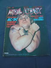 Metal Attack 4 1984 AC/DC OZZY OSBOURNE LED ZEPPELIN Michael Schenker SAMSON