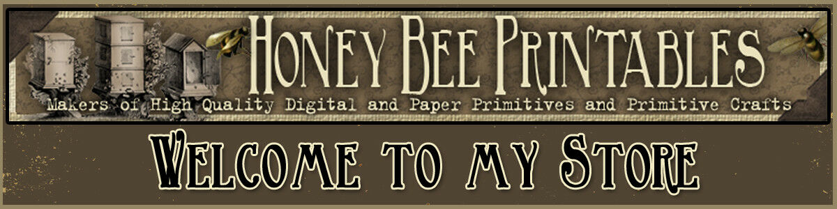 Honey Bee Printables