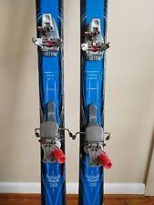 Karhu Kodiak skis with Dynafit Comfort AT binding