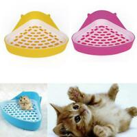Small Triangle Pet Hamster Bathroom Toilet Guinea Pig Rat Hamster Home Comfort