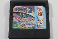 Sonic The Hedgehog 2 Sega Game Gear Game
