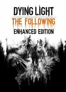 Dying Light: The Following Enhanced Edition PC Steam KEY GLOBAL, FAST DELIVERY!