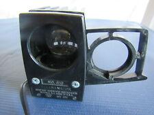 Reichert Scientific 610 Starlite Illuminator Microscope Housing Amp Bulb Works Usa