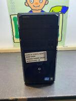 Dell Vostro 260 Desktop PC Core i3-2100 3.10GHz 4GB 500GB WINDOWS 10 DESKTOP UK
