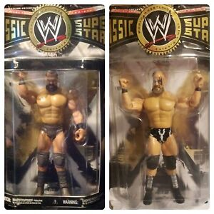 WWE JAKKS Pacific Classic Superstars The Warlord & The Barbarian Powers Of Pain