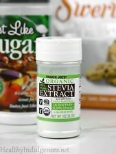 TRADER JOE'S ORGANIC STEVIA EXTRACT - One - 1 oz Per, Bottle