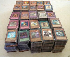 YUGIOH 60 bulk cards repack! [10x rare & holo] GENUINE KONAMI AUSTRALIA