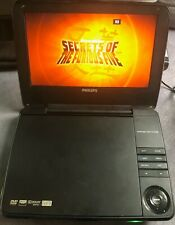 "Philips Model PD9000/37 9"" LCD Portable DVD Player Comes w/ Charger & Case"