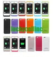 "3200mAh iPhone 6 4.7"" External Battery Backup Charging Bank Power Case Cover"