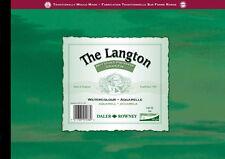 Daler Rowney Langton Watercolour Paper Pad 300g A2 Landscape Not