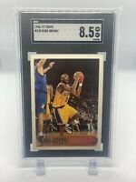 1996-97 Topps #138 Kobe Bryant Lakers RC Rookie HOF SGC 8.5 NM-MT+