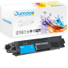 Toner cartouche type TN325 Jumao pour Brother DCP-9055CDN, cyan 3500 pages