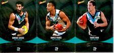 2011 Select AFL Champions Silver Holofoil Parallel Card Team Set (11)-Port Adel