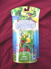 Skylanders  Spyros Adventure  CAMO  New in Box