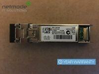Cisco ORIGINAL XFP-10G-MM-SR, 1 year Warranty and Free Ground Shipping