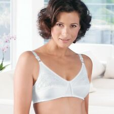 LIVIA Lace and Embroidery Post Surgery Bra 34 A TD079 GG 09