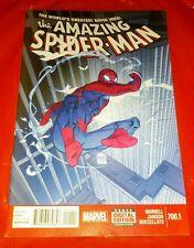 Amazing spiderman 700.1-700.5 complete set