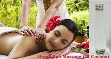 COCONUT BODY OILS MASSAGE HOME SPA OIL AROMATHERAPY 60 ml.FREE SHIPPING