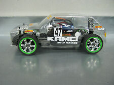 TBG GOLF RABBIT BODY FOR TRAXXAS 1 16TH RALLY CHASSIS