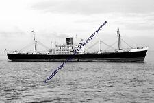 mc1649 - Federal Steam Nav Cargo Ship - Surrey , built 1952 - photo 6x4