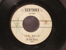 Blue Belles, Cool Water/When Johnny Comes Marching Home