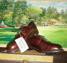 ALLEN EDMONDS -Honors Collection HASKELL Golf Shoes-11 D-NEW