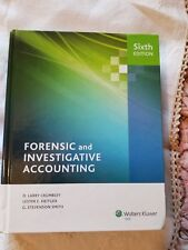 Forensic and Investigative Accounting 6th Ed (2013 HC) Crumbley, Heitger, Smith