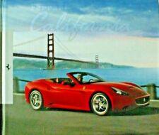 Ferrari California Book