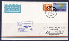 vol   /28/ lufthansa  Amsterdam  Los Angeles    1977