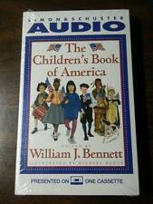 The Children's Book of America - Simon and Schuster Audio ~ new & free shipping